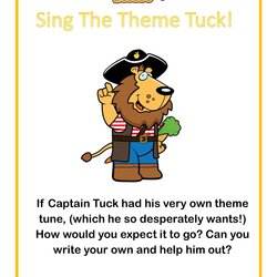 Sing the Theme tuck